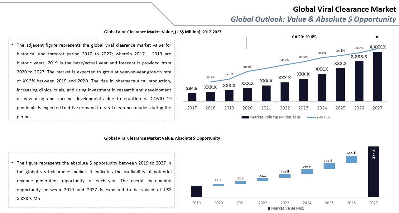 Global Viral Clearance Market Outlook