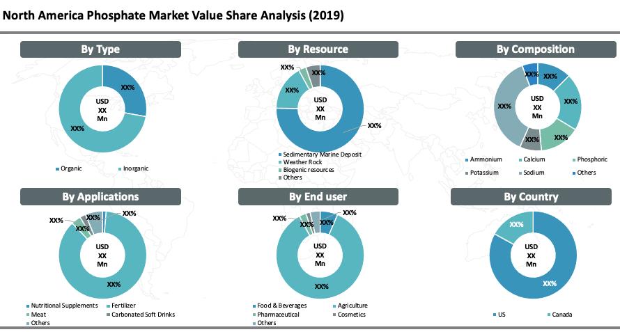 North America Phosphate Market Share Analysis